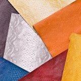 Горячая продавая кожа змейки PVC PU 2016 для мешка