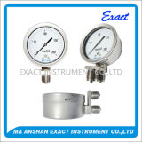 Indicateur de pression Mesurer-Inférieur de Mesurer-Mbar de pression de pression différentielle