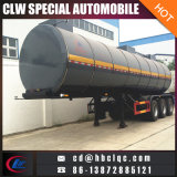 remorque chaude de transport d'asphalte de remorque de réservoir de bitume de 40m3 36mt