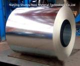 Le zinc laminé à froid a enduit la bobine en acier galvanisée plongée chaude/la bobine acier inoxydable de Gi