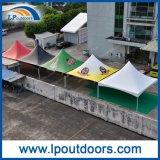 Tenda su ordinazione del blocco per grafici della tenda 20X20 della parte superiore della molla per la pubblicità di evento