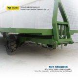 交通機関のための平面転送のトレーラーを使用して工場