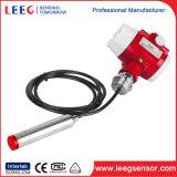 浸水許容ポンプのための水位の表示器センサー