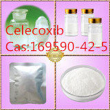 Высокий нитрат CAS Econazole сырья Qualitiy 99% Puritiy фармацевтический: 24169-02-6