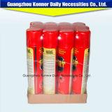 Pesticide de jet de tueur d'insecte d'insecticide d'aérosol