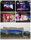 Alta pantalla al aire libre del brillo P10 SMD LED