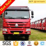 De Vrachtwagen van de Kipper van de Stortplaats 371HP van Sinotruk HOWO 6X4