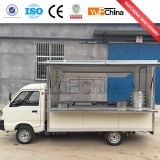 Hot Sale Bottom Price Food Car com qualidade agradável