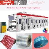 Impresora automatizada serie de la impresión del fotograbado de la película del carril OPP del Montaje-G