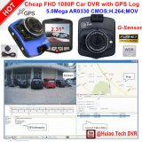 "Billig 2.4 "" Car Flugschreiber Dash Camera DVR mit Full HD1080p 5.0mega Car DVR, G-Sensor, WDR, GPS Tracking, Parking Control, Car Digital Video Recorder DVR-2402"