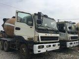 Camion utilizzato Isuzu 9m3 della betoniera da vendere il camion della betoniera di /Nissan Hino Ud