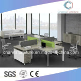 Stazione di lavoro commerciale dell'ufficio della mobilia di disegno di modo