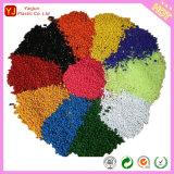 Kleur Masterbatch voor het Plastic Product van het Afgietsel van de Slag