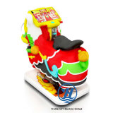 Máquina de juego agradable de la diversión del paseo del Kiddie del león para los niños (ZJ-BC23)