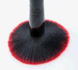 Изготовленный на заказ косметика комплекта щетки состава черноты 24PCS логоса
