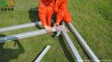 tente claire de pagoda de PVC de 5X5m pour des événements extérieurs de noce