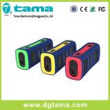 Altoparlante senza fili ricaricabile di Bluetooth di 4.0 versioni di garanzia della qualità impermeabile