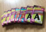Las cartas autas-adhesivo de papel de Repositionable fijaron con multicolor