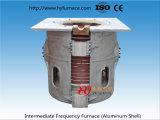 Four en fonte à induction basculante en aluminium