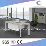 최신 판매 가구 금속 나무로 되는 사무실 테이블 두목 책상