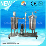 Filtre à boissons, filtre à diatomite en acier inoxydable pour l'industrie