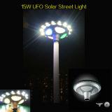 UFO все IP65 15W в одном солнечном уличном свете