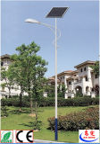 60W LED Solar Street Light avec batterie au lithium