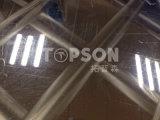 Feuille décorative d'acier inoxydable de laser du modèle 201/304 neuf