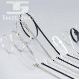 Atadura de cables del acero inoxidable para resistente