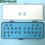 Denrumの工場歯科矯正学の網ISOのセリウムのFDAが付いている端の方にかRothまたはMbtブラケット