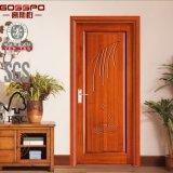 Puerta de madera semi sólida barata del dormitorio (GSP8-021)