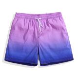 メンズ水泳の水泳のボードの不足分プリント夏のBeachwear