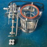 1リットルガラスの生物反応炉