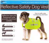 Gilet élevé de sûreté de crabot/animal familier de visibilité/gilet r3fléchissant d'usine