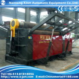Quente! Máquina de rolamento da placa dos rolos da máquina quatro do CNC, especializada na folha do rolamento, Nantong Factury Mclw12CNC-25X3000