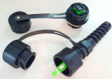 Odva IP68 Sc/LC/MPO imperméabilisent le câble de fibre, adaptateur d'Odva