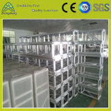 Anunciando o fardo de alumínio do parafuso do equipamento