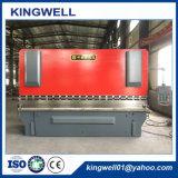 Macchina di piastra metallica del freno della pressa idraulica di CNC (WC67Y-200TX4000)