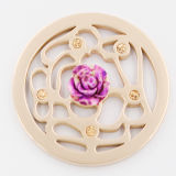 De Juwelen van de Manier van de Muntstukken van het Roestvrij staal van de Groothandelaar van de fabriek 316L voor de Tegenhanger van het Medaillon
