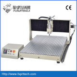 Машина маршрутизатора CNC мраморный гравировального станка CNC прочная