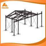 Сдобренная алюминием ферменная конструкция крыши для выставки
