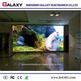 P2/P2.5/P3/P4 farbenreiche örtlich festgelegte Innen-HD LED-Bildschirm-Video-Wand