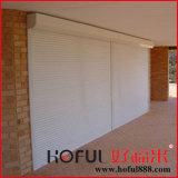 鋼鉄圧延シャッタードア/コマーシャルは鋼鉄に転送するドア/電流を通された鋼鉄圧延のドアを電流を通した