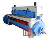 CNC/de Hydraulische van de Guillotine Nc Machine van Scharen, de Hydraulische Scherende Machine van de Straal van de Schommeling, Hydraulische Scherende Scherpe Machine, de Scherende Machine van de Plaat