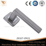 Traitement en alliage de zinc lourd de blocage de porte de traitement de garantie
