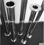 2 guarnición de encargo del carrete del tubo del Tri-Campo de la higiene del acero inoxidable 304/316L de la pulgada