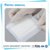 Gomma piuma assorbente eccellente della FDA del Ce della preparazione chirurgica che si veste con il silicone