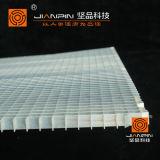 Folha de alumínio de Eggcrate do núcleo do cubo de 90 graus para o teto