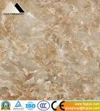 Azulejo de piedra de mármol esmaltado suelo Polished de la porcelana (661363)