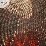Ткань 100% софы синеля полиэфира более дешевым ценой (FTH31403)